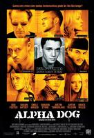 Alpha Dog - Brazilian Movie Poster (xs thumbnail)