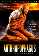 Antropophagus - DVD movie cover (xs thumbnail)