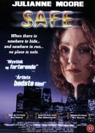 Safe - Danish DVD cover (xs thumbnail)