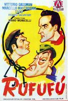 I soliti ignoti - Spanish Movie Poster (xs thumbnail)
