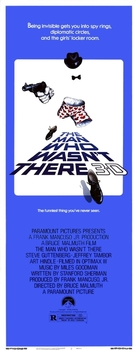 The Man Who Wasn't There - Movie Poster (xs thumbnail)
