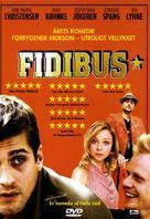 Fidibus - Danish poster (xs thumbnail)
