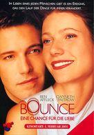Bounce - German Movie Poster (xs thumbnail)