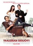 I Love You, Man - German Movie Poster (xs thumbnail)