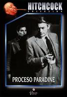 The Paradine Case - Spanish DVD cover (xs thumbnail)