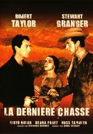 The Last Hunt - French DVD movie cover (xs thumbnail)