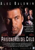 Heaven's Prisoners - Spanish Movie Poster (xs thumbnail)