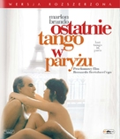 Ultimo tango a Parigi - Polish Movie Cover (xs thumbnail)