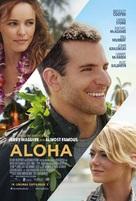 Aloha - British Theatrical movie poster (xs thumbnail)