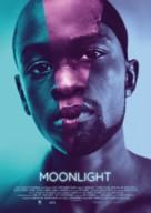 Moonlight - German Movie Poster (xs thumbnail)