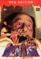 The Dentist - German DVD cover (xs thumbnail)