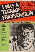 I Was a Teenage Frankenstein - Movie Poster (xs thumbnail)