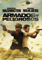 2 Guns - Chilean Movie Poster (xs thumbnail)