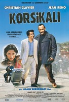 L'enquête corse - Turkish Movie Poster (xs thumbnail)
