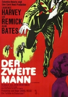 The Running Man - German Movie Poster (xs thumbnail)