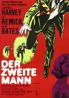 The Running Man - German Movie Poster (xs thumbnail)