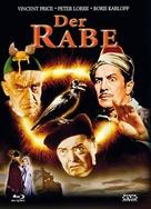 The Raven - Austrian Blu-Ray movie cover (xs thumbnail)