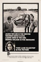 Two-Lane Blacktop - Movie Poster (xs thumbnail)