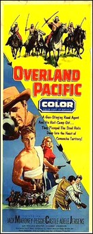 Overland Pacific - Movie Poster (xs thumbnail)