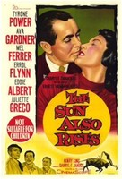 The Sun Also Rises - Australian Movie Poster (xs thumbnail)