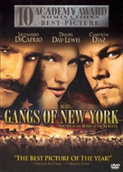 Gangs Of New York - DVD movie cover (xs thumbnail)