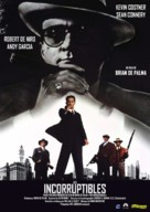 The Untouchables - French Re-release movie poster (xs thumbnail)