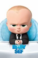 The Boss Baby - Slovak Movie Cover (xs thumbnail)
