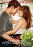 The Vow - Swedish Movie Poster (xs thumbnail)