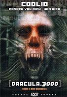 Dracula 3000 - Finnish DVD cover (xs thumbnail)