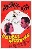 Double Wedding - Movie Poster (xs thumbnail)