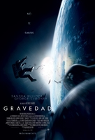 Gravity - Peruvian Movie Poster (xs thumbnail)