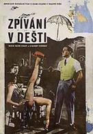 Singin' in the Rain - Czech Movie Poster (xs thumbnail)
