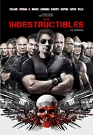 The Expendables - Argentinian Movie Cover (xs thumbnail)