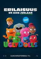 UglyDolls - Finnish Movie Poster (xs thumbnail)