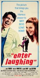 Enter Laughing - Movie Poster (xs thumbnail)
