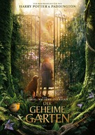 The Secret Garden - German Movie Poster (xs thumbnail)