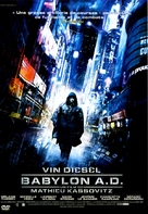 Babylon A.D. - French Movie Cover (xs thumbnail)
