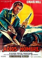 Sette pistole per un massacro - French Movie Poster (xs thumbnail)