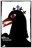 Cría cuervos - Cuban Movie Poster (xs thumbnail)