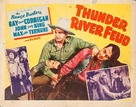 Thunder River Feud - Movie Poster (xs thumbnail)
