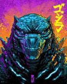 Godzilla vs. Kong - Japanese poster (xs thumbnail)