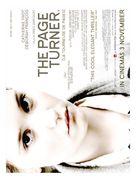 La tourneuse de pages - British poster (xs thumbnail)