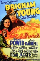 Brigham Young - Movie Poster (xs thumbnail)