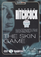 The Skin Game - Dutch Movie Cover (xs thumbnail)