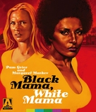 Black Mama, White Mama - British Blu-Ray movie cover (xs thumbnail)