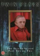 """Twin Peaks"" - Danish DVD movie cover (xs thumbnail)"