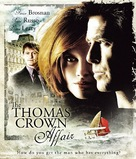The Thomas Crown Affair - Blu-Ray cover (xs thumbnail)