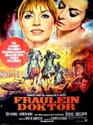 Fräulein Doktor - French Movie Poster (xs thumbnail)