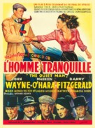 The Quiet Man - French Re-release poster (xs thumbnail)