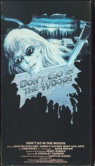 Don't Go in the Woods - VHS cover (xs thumbnail)